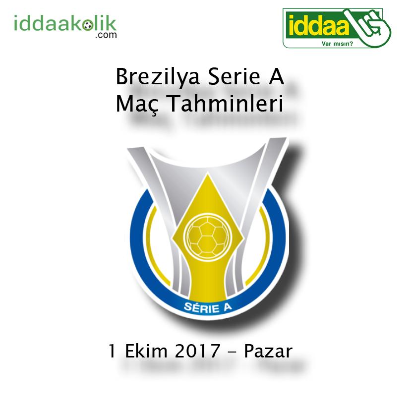 Brezilya Serie A Lig tahminleri